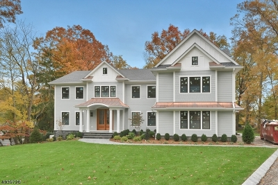 Wyckoff Twp. Single Family Home For Sale: 796 Birchwood Dr