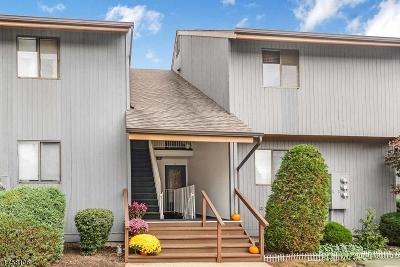 Bernards Twp., Bernardsville Boro Condo/Townhouse For Sale: 3307 Balsam Way #7