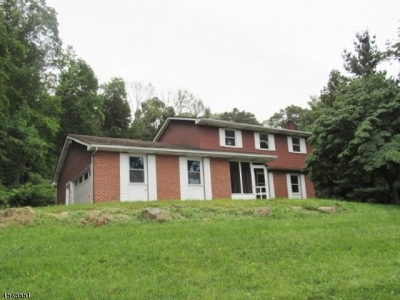 Bethlehem Twp. Single Family Home For Sale: 247 Asbury- West Portal