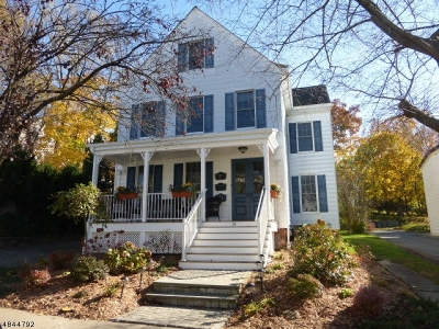 Morristown Town Rental For Rent: 19 Clinton St #2