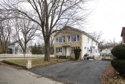 Denville Twp. Single Family Home For Sale: 36 Denville Ave