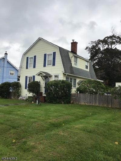 Franklin Boro Single Family Home For Sale: 148 Main St