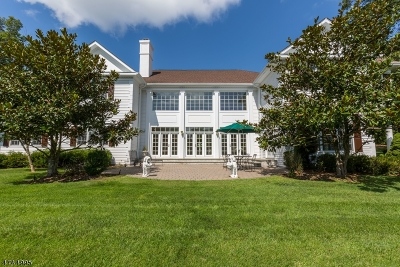 Mendham Twp. NJ Single Family Home For Sale: $1,750,000
