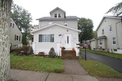 Hawthorne Boro NJ Multi Family Home For Sale: $449,900