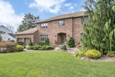 Wayne Twp. Single Family Home For Sale: 210 Webster Dr