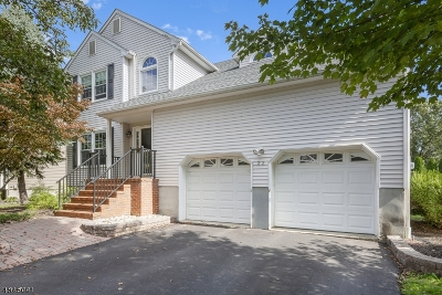 Hillsborough Twp. NJ Single Family Home Active Under Contract: $479,900