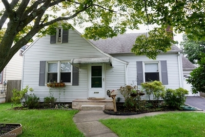 Linden City Single Family Home For Sale: 2109 Summit Ter