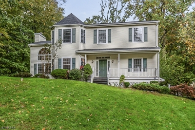 Byram Twp. Single Family Home For Sale: 385 Amity Rd