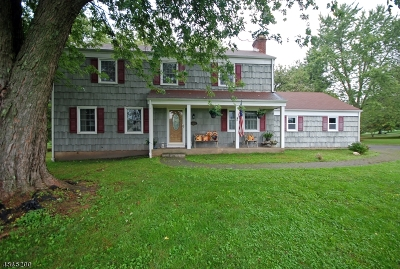 Branchburg Twp. Single Family Home For Sale: 5 Windy Willow Way