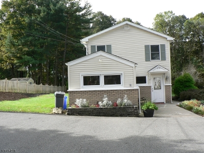 Randolph Twp. Rental For Rent: 89 Quaker Ave Rear