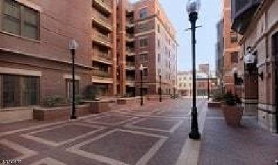 Morristown Town Rental For Rent: 40 W Park Pl, 404 #404