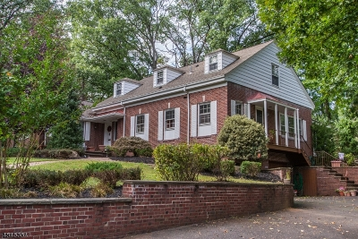 Edison Twp. Single Family Home For Sale: 1 Clive Ct