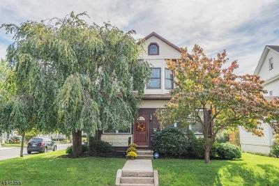 Hawthorne Boro NJ Single Family Home For Sale: $399,999