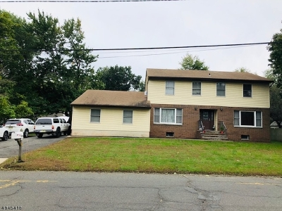 South Plainfield Boro NJ Single Family Home For Sale: $454,900