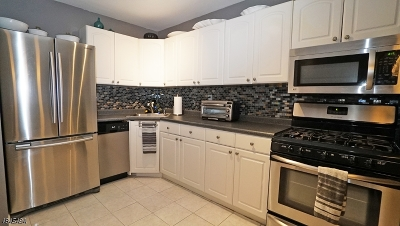 Edison Twp. Condo/Townhouse For Sale: 373 College Dr