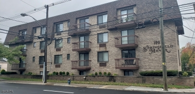 Springfield Twp. Condo/Townhouse For Sale: 190 Morris Ave Unit 2e #2E