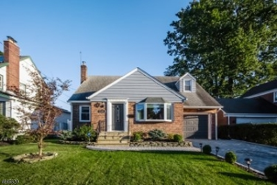 Union Twp. Single Family Home For Sale: 815 Townley Ave