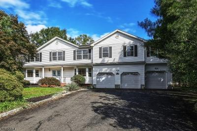 Hillsborough Twp. NJ Single Family Home For Sale: $572,000