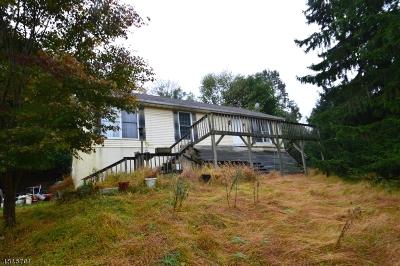 Califon Boro, Tewksbury Twp. Single Family Home For Sale: 167 Philhower Ave