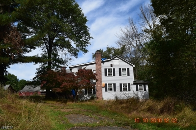 Warren Twp. Single Family Home For Sale