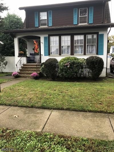 Hawthorne Boro NJ Single Family Home For Sale: $349,000