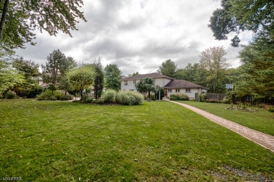 Livingston Twp. Single Family Home For Sale: 279 S Orange Ave