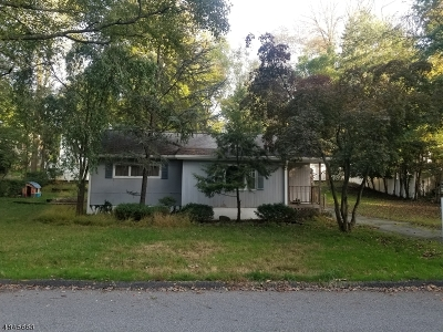 Wayne Twp. Single Family Home For Sale: 19 Laurel Dr