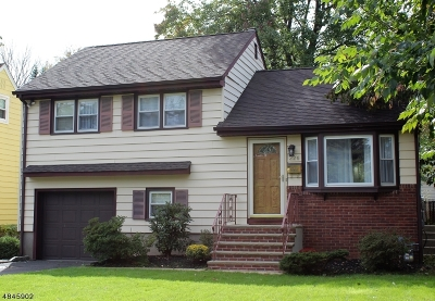 Scotch Plains Twp. Single Family Home For Sale: 226 Pinehurst Ave