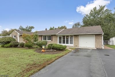 Piscataway Twp. NJ Single Family Home For Sale: $323,500