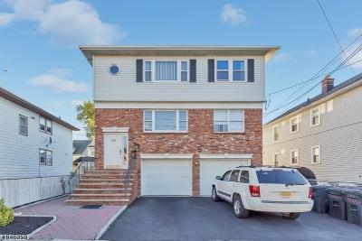 Hillside Twp. Multi Family Home For Sale: 382 Harvard Ave