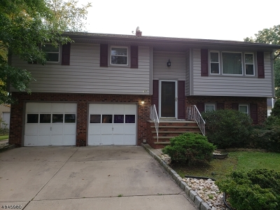 Piscataway Twp. NJ Single Family Home For Sale: $355,900