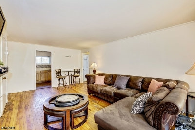 Edison Twp. Condo/Townhouse For Sale: 50b Garfield Park