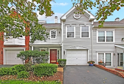 Bedminster Twp. NJ Condo/Townhouse For Sale: $459,999