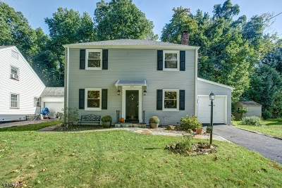 Union Twp. Single Family Home For Sale: 243 Forest Dr