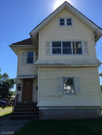 Elizabeth City Multi Family Home For Sale: 804-806 Westfield Ave