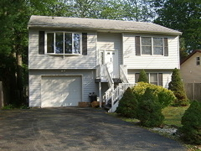 Parsippany-Troy Hills Twp. NJ Rental For Rent: $2,400