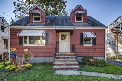 Linden City Single Family Home For Sale: 811 Bower St