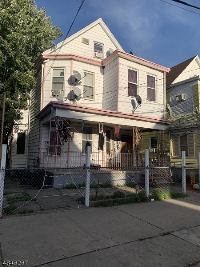 Passaic City Multi Family Home For Sale: 228 Columbia Ave