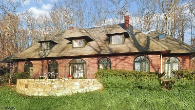 Bedminster Twp., Bernardsville Boro, Far Hills Boro, Mendham Boro, Peapack Gladstone Boro, Harding Twp., Bridgewater Twp. Single Family Home For Sale: 201 Dryden Rd