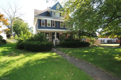 Flemington Boro Single Family Home For Sale: 196 Main St