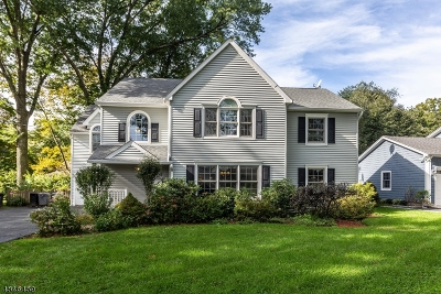 Glen Rock Boro Single Family Home For Sale: 56 Radburn Rd