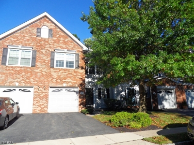 Somerset County, Morris County Condo/Townhouse For Sale: 157 Sapphire Ln