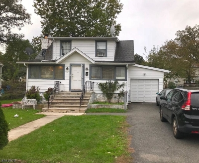 Parsippany-Troy Hills Twp. Single Family Home For Sale: 41 Wenonah Ave