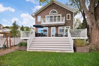 Roxbury Twp. Single Family Home For Sale: 105 Mt Arlington Blvd