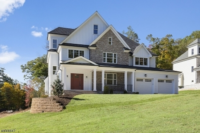 Warren Twp. Single Family Home For Sale: 9 Arvidale Rd