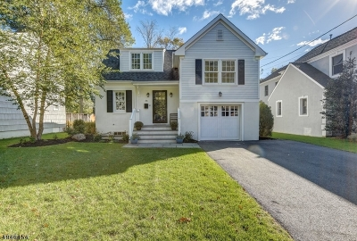 Chatham Boro Single Family Home For Sale: 53 Tallmadge Ave