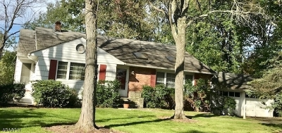 Livingston Single Family Home For Sale: 69 Springbrook Rd