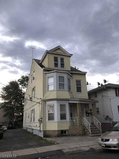 Passaic County Multi Family Home For Sale: 81-83 E 18th St
