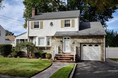 Linden City Single Family Home For Sale: 20 Harvard Rd