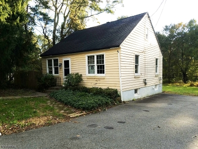 Morris County Single Family Home For Sale: 356 Route 24